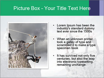 Risky Competition PowerPoint Template - Slide 13