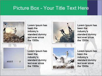 Risky Competition PowerPoint Template - Slide 14