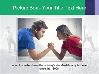 Risky Competition PowerPoint Template - Slide 15