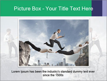 Risky Competition PowerPoint Template - Slide 16