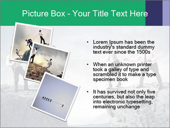 Risky Competition PowerPoint Template - Slide 17
