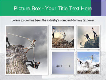 Risky Competition PowerPoint Template - Slide 19