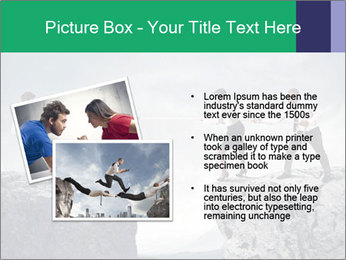 Risky Competition PowerPoint Template - Slide 20