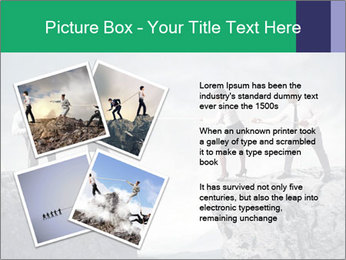 Risky Competition PowerPoint Template - Slide 23
