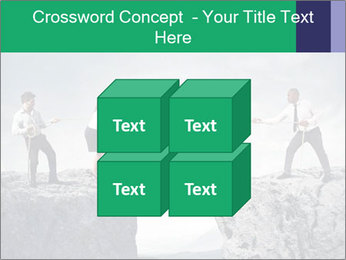 Risky Competition PowerPoint Template - Slide 39