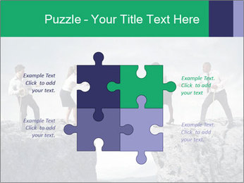 Risky Competition PowerPoint Template - Slide 43