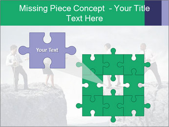 Risky Competition PowerPoint Template - Slide 45