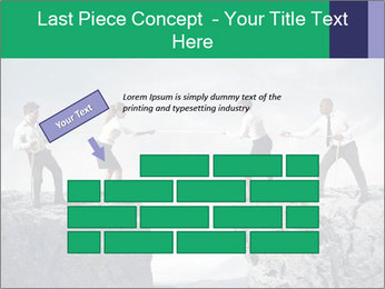 Risky Competition PowerPoint Template - Slide 46
