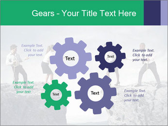 Risky Competition PowerPoint Template - Slide 47
