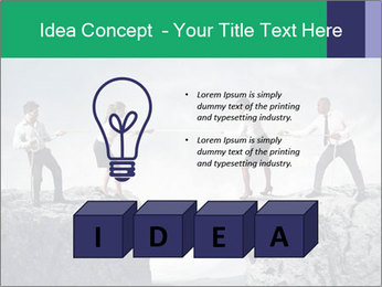 Risky Competition PowerPoint Template - Slide 80