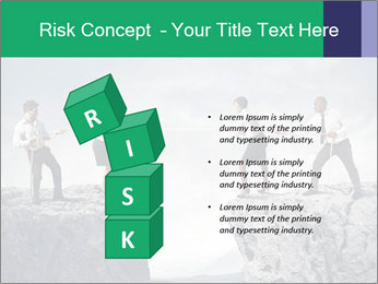 Risky Competition PowerPoint Template - Slide 81