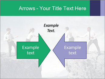 Risky Competition PowerPoint Template - Slide 90
