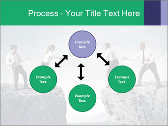 Risky Competition PowerPoint Template - Slide 91