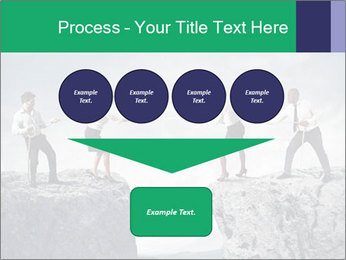 Risky Competition PowerPoint Template - Slide 93