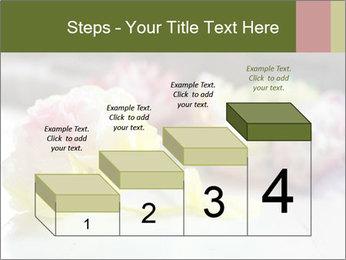 Flowers On Wooden Floor PowerPoint Template - Slide 64