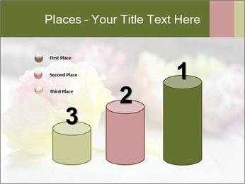 Flowers On Wooden Floor PowerPoint Template - Slide 65
