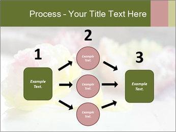 Flowers On Wooden Floor PowerPoint Template - Slide 92