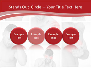 Body Pain PowerPoint Template - Slide 76