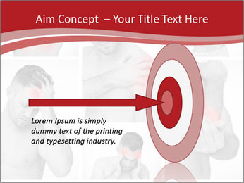 Body Pain PowerPoint Template - Slide 83