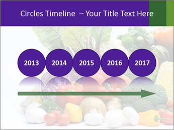 Colorful Vegetables PowerPoint Templates - Slide 29