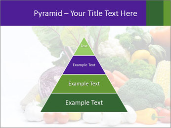 Colorful Vegetables PowerPoint Templates - Slide 30