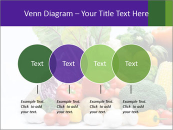 Colorful Vegetables PowerPoint Templates - Slide 32
