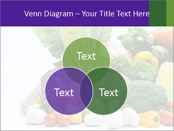 Colorful Vegetables PowerPoint Templates - Slide 33