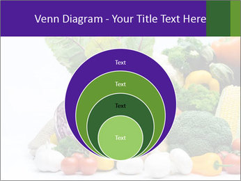 Colorful Vegetables PowerPoint Templates - Slide 34