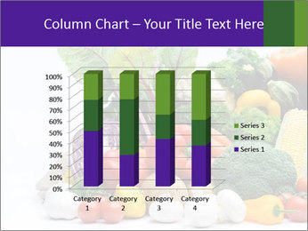 Colorful Vegetables PowerPoint Templates - Slide 50