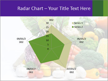 Colorful Vegetables PowerPoint Templates - Slide 51