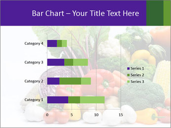 Colorful Vegetables PowerPoint Templates - Slide 52