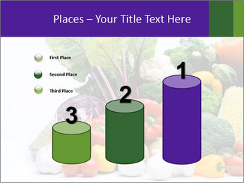 Colorful Vegetables PowerPoint Templates - Slide 65