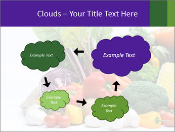 Colorful Vegetables PowerPoint Templates - Slide 72