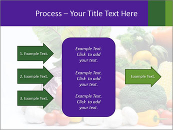 Colorful Vegetables PowerPoint Templates - Slide 85