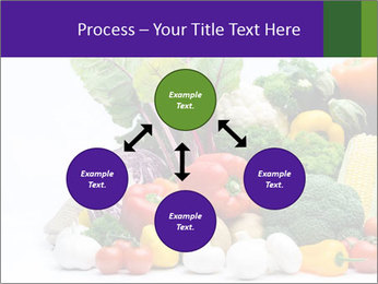 Colorful Vegetables PowerPoint Templates - Slide 91