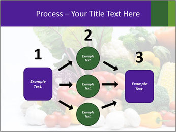 Colorful Vegetables PowerPoint Templates - Slide 92