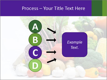 Colorful Vegetables PowerPoint Templates - Slide 94