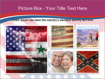 American And Japanese Flags PowerPoint Templates - Slide 19