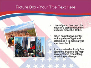 American And Japanese Flags PowerPoint Templates - Slide 20
