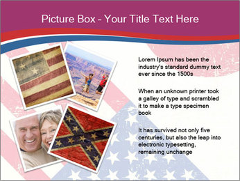 American And Japanese Flags PowerPoint Templates - Slide 23