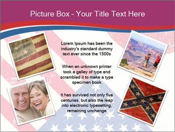 American And Japanese Flags PowerPoint Templates - Slide 24