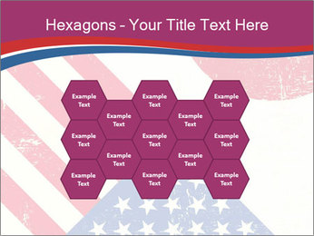 American And Japanese Flags PowerPoint Templates - Slide 44