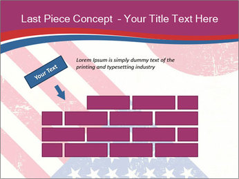 American And Japanese Flags PowerPoint Templates - Slide 46