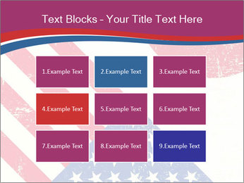 American And Japanese Flags PowerPoint Templates - Slide 68