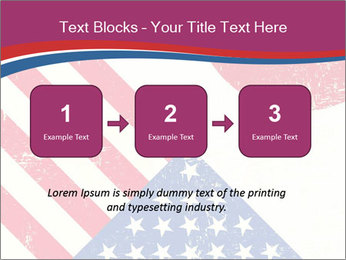 American And Japanese Flags PowerPoint Templates - Slide 71