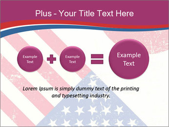 American And Japanese Flags PowerPoint Templates - Slide 75
