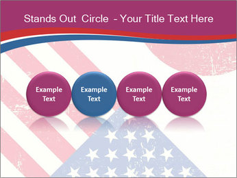 American And Japanese Flags PowerPoint Templates - Slide 76