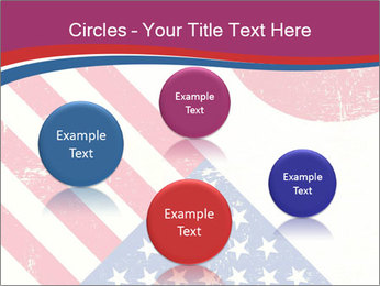 American And Japanese Flags PowerPoint Templates - Slide 77