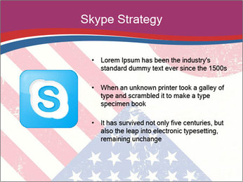 American And Japanese Flags PowerPoint Templates - Slide 8