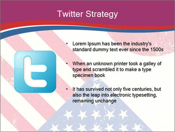 American And Japanese Flags PowerPoint Templates - Slide 9